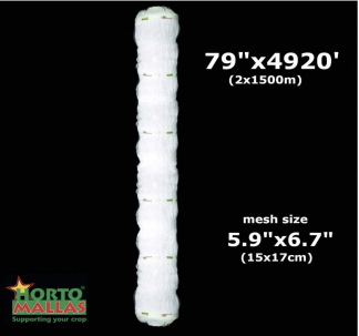 trellis netting roll